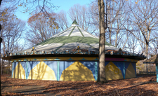 Carousel, Closed For Winter