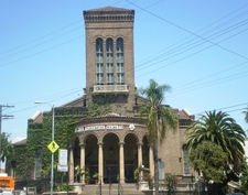 First Church Of Christ Scientist Los Angeles