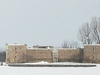 Fort Chambly In Winter