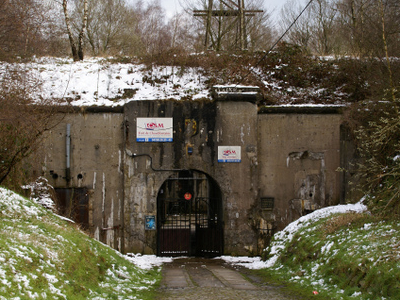 Entry To Chaudfontaine Fort