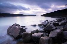 Sunrise At Fortescue Bay