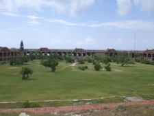 Fort Jefferson Courtyard
