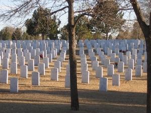 Fort Logan Cementerio Nacional