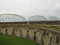 Fort Pike Bridge