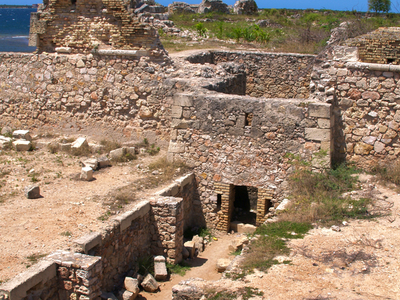 Fort Saint Joseph - Fort Liberte