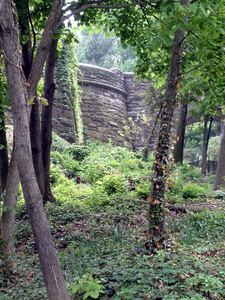 View Of Fort Tryon Park