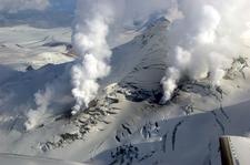 Fourpeaked Volcano