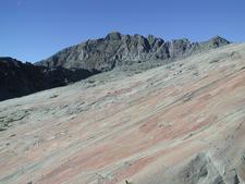 Peak Of Mont Bego