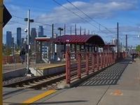 Franklin Avenue Metro Station