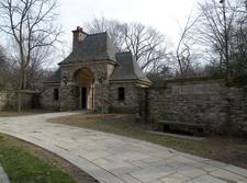 Frick Park Gate