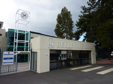 Front Gate Bellerive Oval