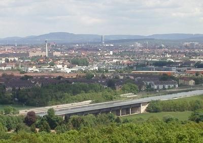 Rhine Main Danube Canal