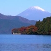 Fujisan From Motohakone