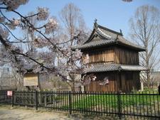 Fukuoka Castle In April