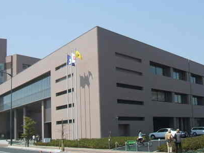 The Main Building Of FCU