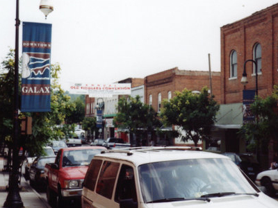 Downtown Galax