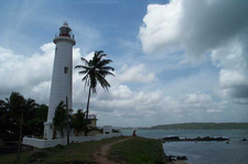 Galle Lighthouse - Southern Province