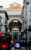 Galleria Vittorio Emanuele II - Decorated During Christmas
