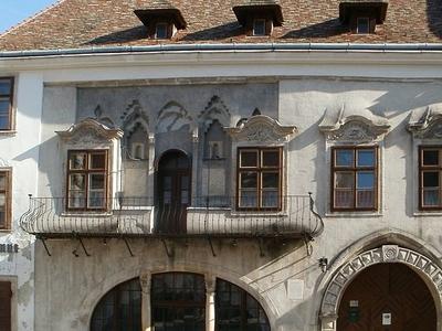 Gambrinus House, Sopron