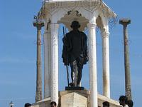 Estátua de Gandhi