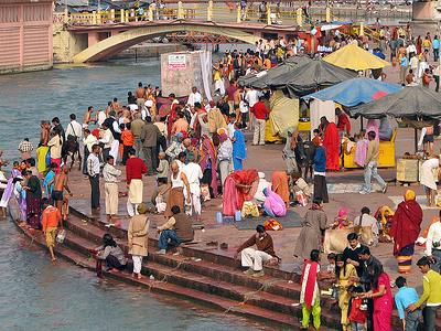 Ganga Aarti Place