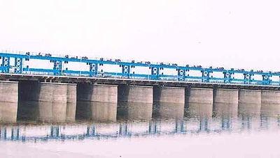 Ganga Barrage