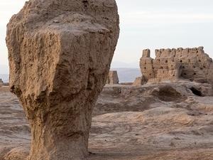 Ruinas Gaochang