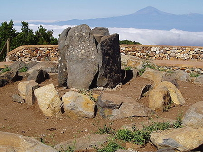 Guanche Sanctuary In The Summit