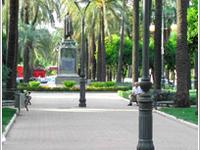Gardens of la Victoria