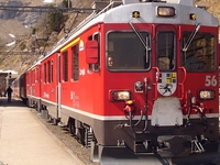 Bernina Ferrocarril