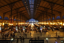 Gare Du Nord, Busiest Train Station In Europe