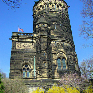 Garfield Memorial Monument - Cleveland
