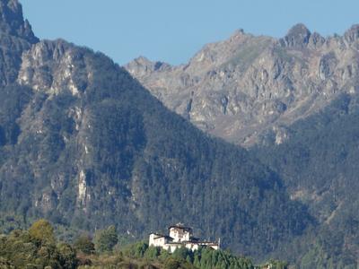 Gasa Dzong Bhutan