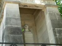 Gaspard Monge's Mausoleum