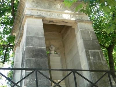 Gaspard Monges Mausoleum