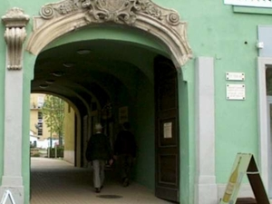 Puerta de la Casa Grassalkovich