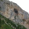 Gate Of The Grotta Del Cavallone