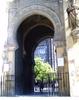 Gate To The Patio De Los Naranjos