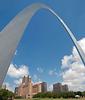 Gateway Arch Ground View
