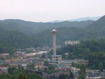 View Of Gatlinburg