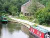 Gauging Stop Place And Wharfinger's House At Bugsworth Basin