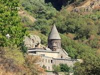 Garni Temple and Geghard Monastery
