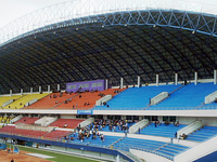 Turbulent Estadio Sriwijaya
