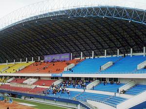 Turbulent Estadio Sriwijaya