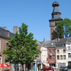 Gembloux Town Hall Square And Belfry