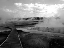 GenGeyser-4 For Flood Geyser - Yellowstone - USA
