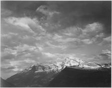 Thunderbird Glacier Montana USA