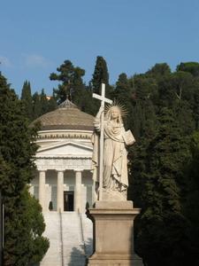 The 9m High Statue Of Faith