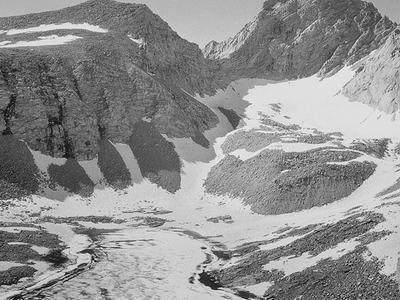 GenPeak-5 For McClintock Peak - Glacier - USA