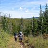 GenPic For Howe Lake Trail - Glacier National Park - USA